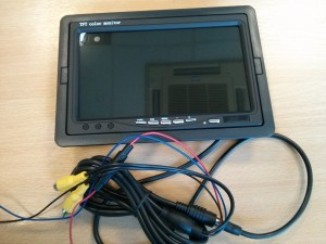 7inch TFT monitor